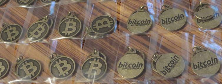 bitcoin keychains